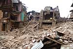 Nepal - The devastation in Sankhu