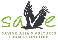 RSPB Save Asia's Vultures logo