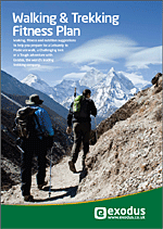 Walking & Trekking Fitness Guide - Download your copy today!