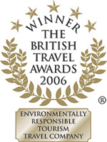 British Travel Awards 2006