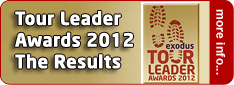 Exodus Leader Awards Results.