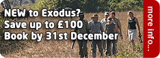 New to Exodus? - Save up to £100