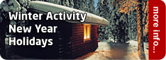 Winter Activity Christmas and New Year holidays for 2013/14