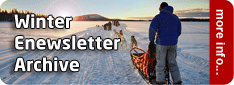 Winter Activities enewsletter archive