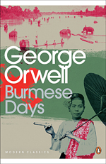Book Cover: Burmese Days by George Orwell