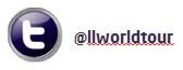 Follow LLWorldTour on Twitter
