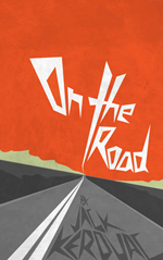 Book cover: On the Road by Jack Kerouac