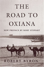 Book cover: The Road to Oxiana by Robert Byron