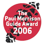 The Paul Morrison Award