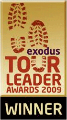 Winner: Tour Leader Awards