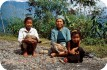 Woman and Girls in Darjeeling