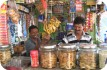 Roadside food stall, Srirangapatnam, near Mysore