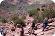 Trekking in the High Atlas, Morocco