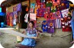 Weaver in Chiapas