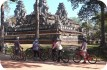 Near South Gate at Angkor