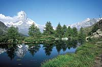 Matterhorn, end of the high route
