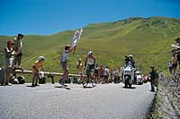 Col de Tourmalet, Tour de France cycle race
