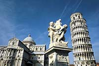 Leaning Tower and Cathedral, Pisa
