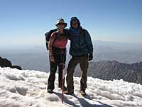 Mount Toubkal Winter Trek