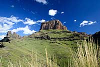 The Sentinel, Drakensberg Mountains, South Africa