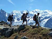 Trekking in Europe