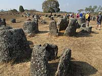 Stone jars, Plain of Jars, Phonsavanh