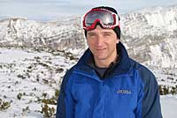Graham Bell, BBC Ski Sunday Presenter