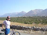 Cycling the Peloponnese