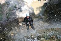 Canyoning in Turkey