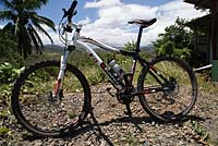 Haro bikes used on Costa Rica Coast to Coast Ride