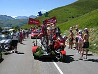 The Wacky Racers approach - Tour de France