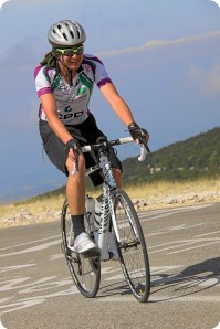 Vincent Lamy - Cycling guide on Mt Ventoux