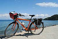Self-guided bikes along the Adriatic Coast
