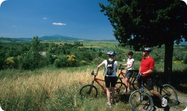 Cylcing in Tuscany and Chianti