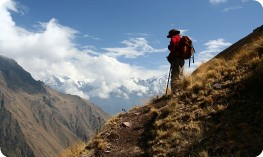 Treking in Peru