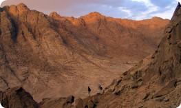 Trekkingi n the Sinai