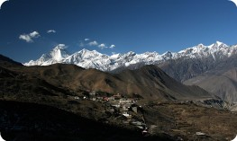 On the Annapurna Circuit