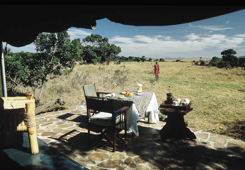 Kicheche Camp in the Masai Mara