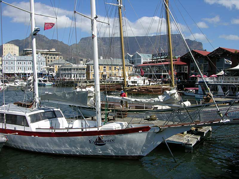 Victoria & Albert Waterfront, Cape Town