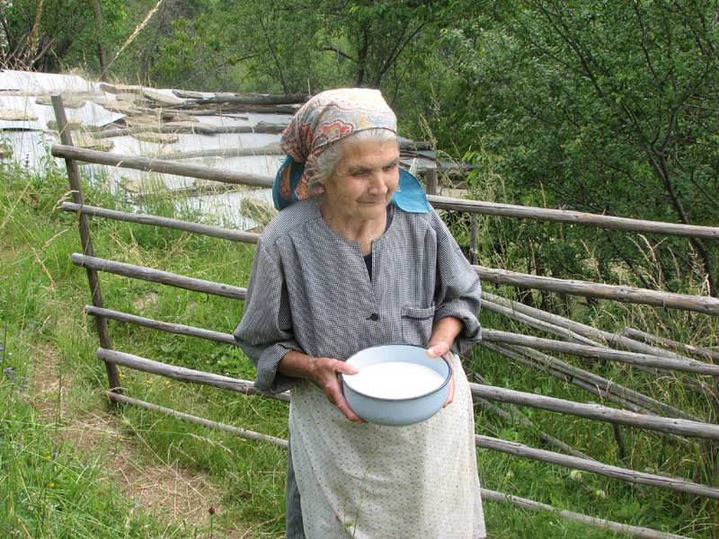 Rodopi villager