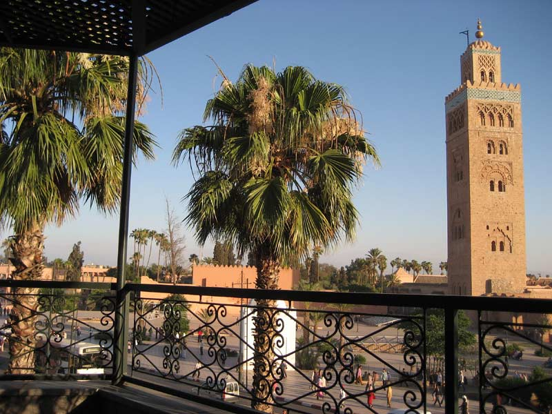 Koutubia Mosque, Marrakech