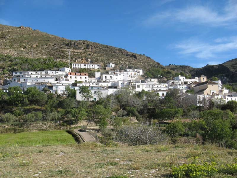 White Village of Nieles