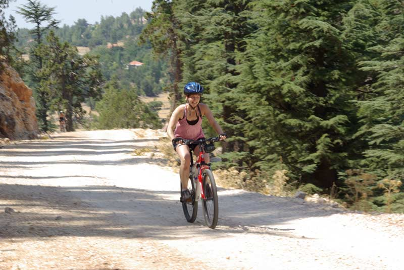 Cycling in Lycia