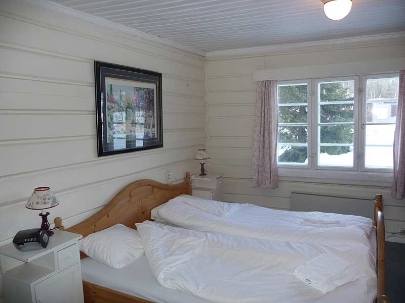 A room at the Strand Fjellstue