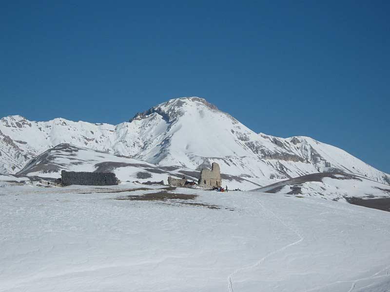 Abruzzo in Winter