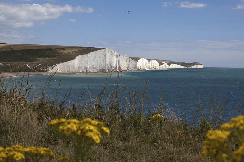 Seven Sisters, South Downs, Sussex, England
