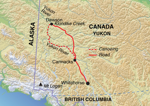 YUKON CANOE EXPEDITION